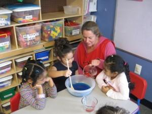 Miss Nancy - Pre Kindergarten