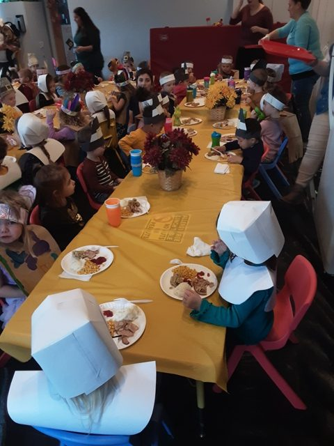 Happy Thanksgiving 2019- Annual Thanksgiving Feast