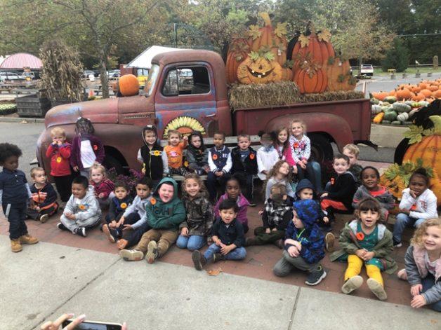 Johnson's Farm Pumpkin Picking 2019